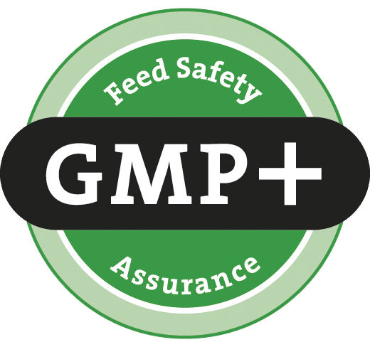 Logo GMP+ Feed Safety Assurance